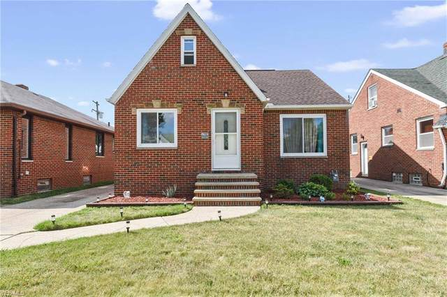 1703 North Avenue, Parma, OH 44134 (MLS #4210892) :: Select Properties Realty