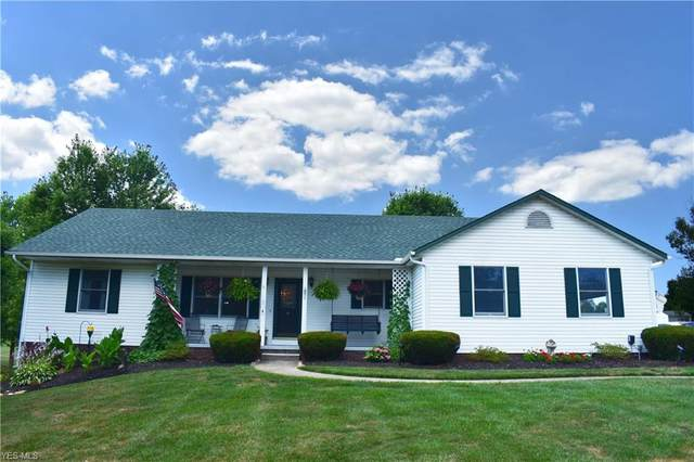 10400 Mt. Eaton Road, Wadsworth, OH 44281 (MLS #4210934) :: The Art of Real Estate