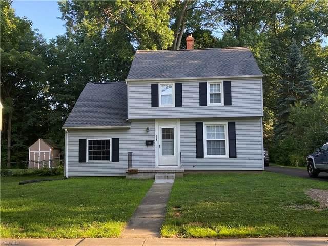 736 Cedar Avenue, Ravenna, OH 44266 (MLS #4210935) :: The Art of Real Estate