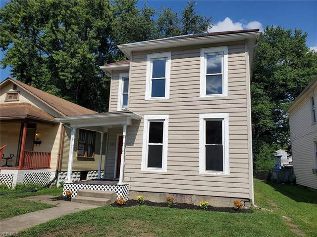 644 Putnam Avenue, Zanesville, OH 43701 (MLS #4211160) :: The Art of Real Estate