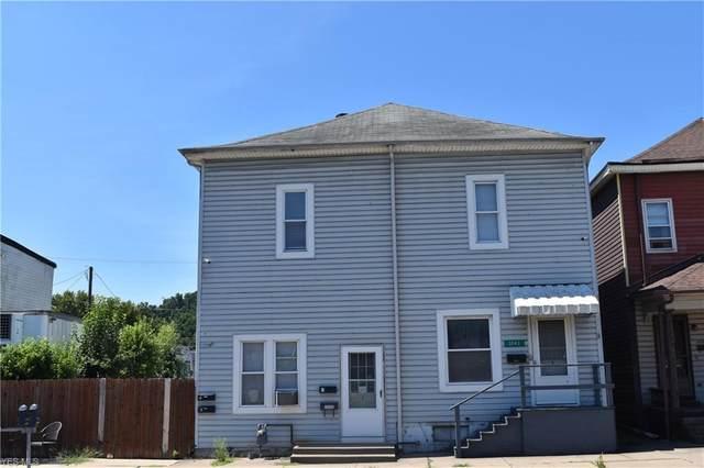 3043 Belmont Street, Bellaire, OH 43906 (MLS #4211287) :: Keller Williams Chervenic Realty