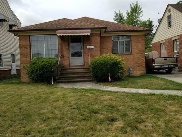 5415 Ridgewood Avenue, Parma, OH 44129 (MLS #4211384) :: Select Properties Realty