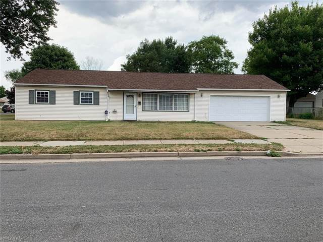 2705 19th Street NE, Canton, OH 44705 (MLS #4211395) :: Tammy Grogan and Associates at Cutler Real Estate