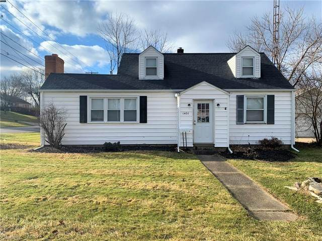 1451 Saratoga Avenue SW, Canton, OH 44710 (MLS #4211415) :: Tammy Grogan and Associates at Cutler Real Estate