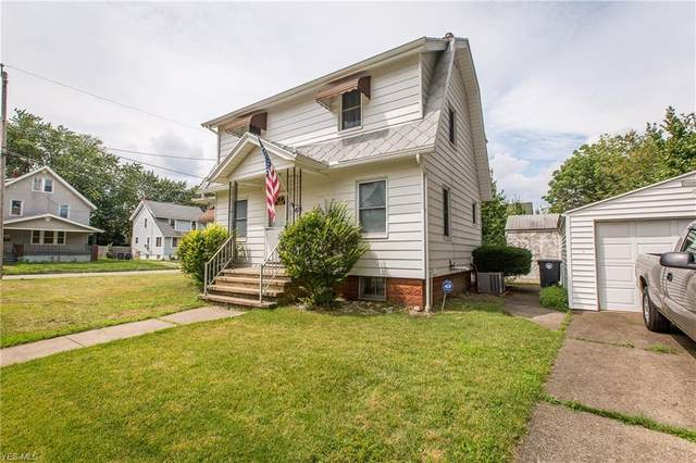 475 Eva Avenue, Akron, OH 44301 (MLS #4211432) :: The Jess Nader Team | RE/MAX Pathway