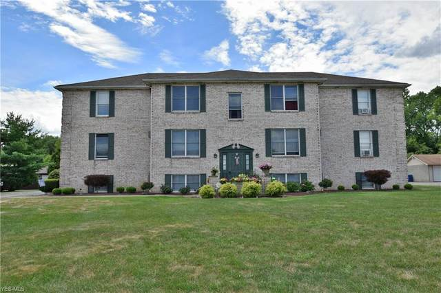 912 Pearson Circle #5, Boardman, OH 44512 (MLS #4211521) :: The Holden Agency