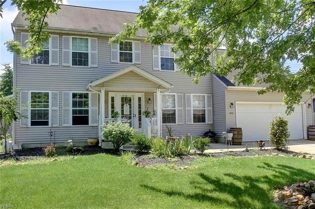 35219 Sullivan Drive, North Ridgeville, OH 44039 (MLS #4211646) :: The Art of Real Estate