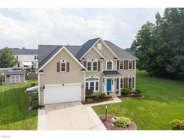 507 Cobblestone Court, Wadsworth, OH 44281 (MLS #4211729) :: The Art of Real Estate