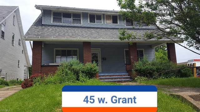 45 W Grant, Alliance, OH 44601 (MLS #4211821) :: The Art of Real Estate