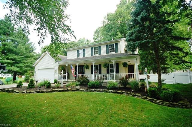121 Thornhill Drive, Cortland, OH 44410 (MLS #4211828) :: The Art of Real Estate