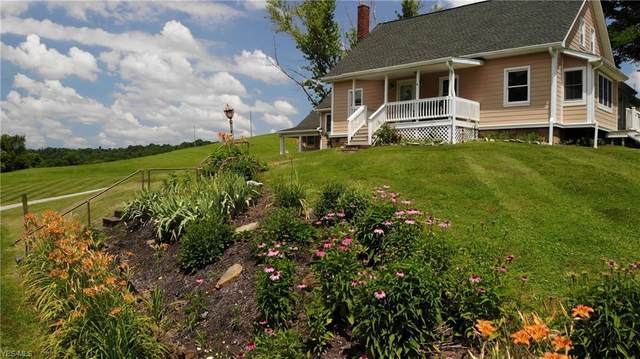 14600 George Lawrence Road, Caldwell, OH 43724 (MLS #4211882) :: The Art of Real Estate