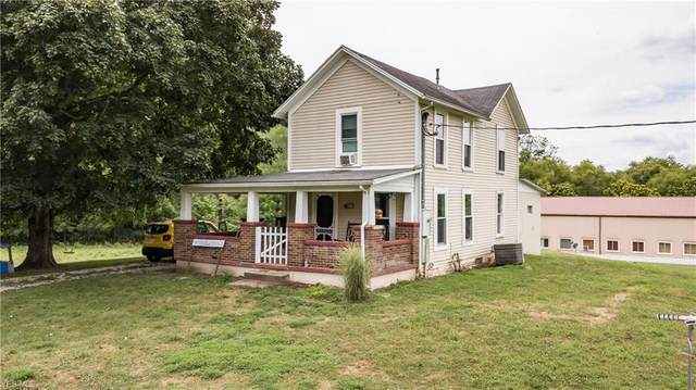 5309 Braun Road, Belpre, OH 45714 (MLS #4211960) :: Select Properties Realty