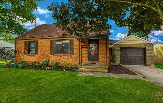 983 Overlook Drive, Alliance, OH 44601 (MLS #4211962) :: The Art of Real Estate