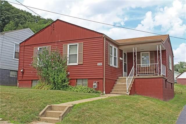 338 Heaslett Avenue, Weirton, WV 26062 (MLS #4212014) :: The Art of Real Estate