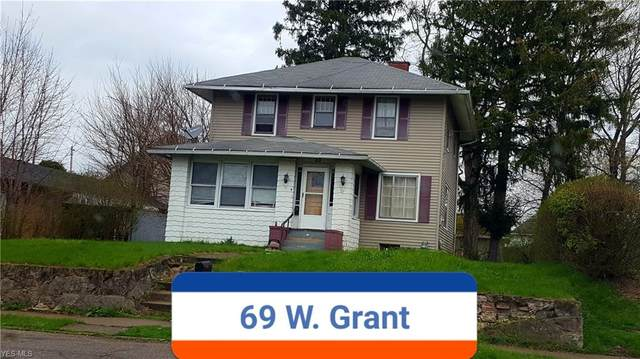 69 W Grant Street, Alliance, OH 44601 (MLS #4212022) :: The Art of Real Estate