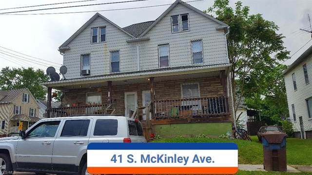 41 S Mckinley Avenue, Alliance, OH 44601 (MLS #4212040) :: The Art of Real Estate