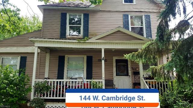 144 W Cambridge Street, Alliance, OH 44601 (MLS #4212169) :: The Art of Real Estate