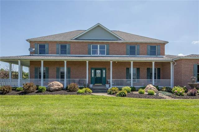 16449 S Boone Road, Columbia Station, OH 44028 (MLS #4212173) :: The Holly Ritchie Team