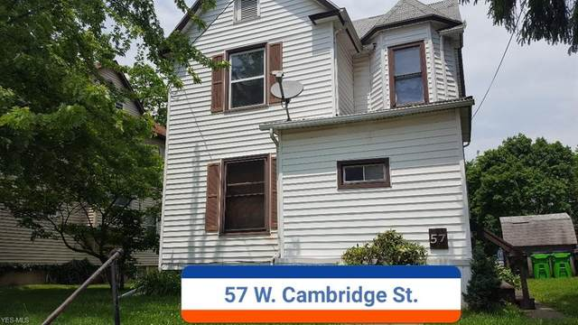 57 W Cambridge Street, Alliance, OH 44601 (MLS #4212179) :: The Art of Real Estate