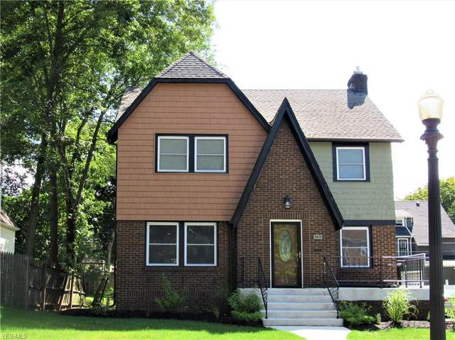 549 Avalon Avenue, Akron, OH 44320 (MLS #4212218) :: The Art of Real Estate