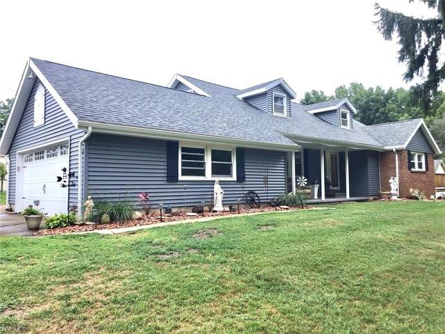 1822 Beal Road, Mansfield, OH 44903 (MLS #4212240) :: The Art of Real Estate