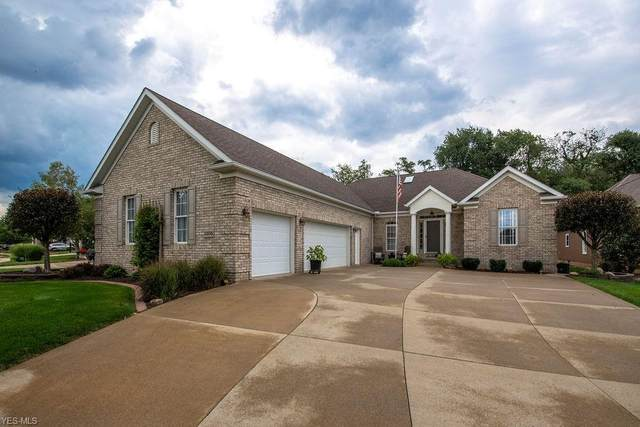 1105 Laurel Green Drive NE, North Canton, OH 44720 (MLS #4212369) :: RE/MAX Trends Realty