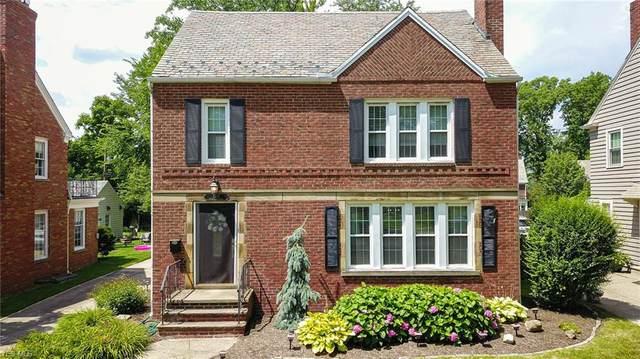 2344 Miramar Boulevard, University Heights, OH 44118 (MLS #4212400) :: The Art of Real Estate