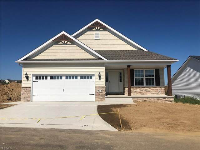 923 Cabot Drive, Canal Fulton, OH 44614 (MLS #4212504) :: The Art of Real Estate