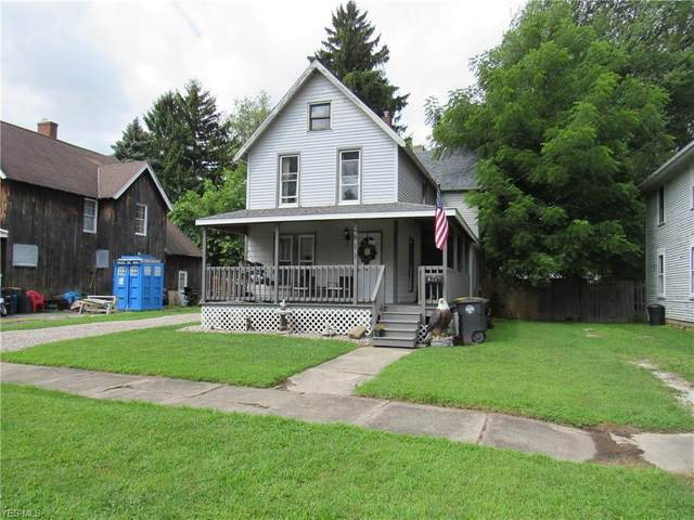 411 Thayer Avenue, Ashtabula, OH 44004 (MLS #4212558) :: RE/MAX Trends Realty