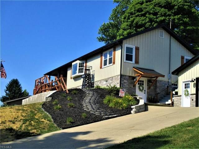 65120 Breezy Point Lane, Bellaire, OH 43906 (MLS #4212628) :: Keller Williams Chervenic Realty