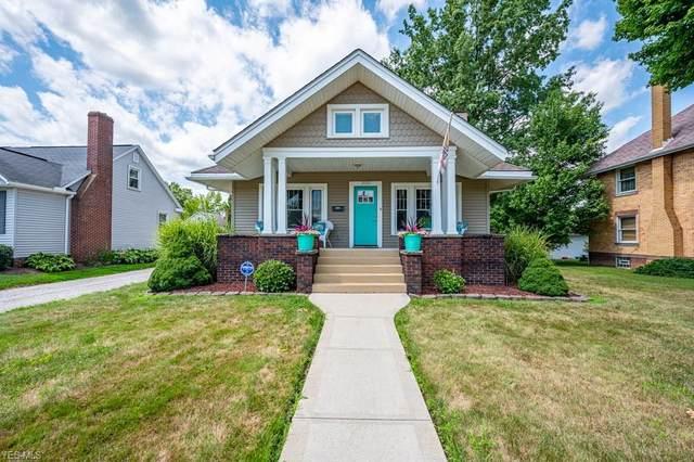 2121 Ridgewood Avenue, Alliance, OH 44601 (MLS #4212635) :: The Art of Real Estate