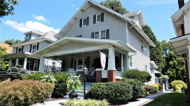 316 Muskingum Drive, Marietta, OH 45750 (MLS #4212641) :: Select Properties Realty