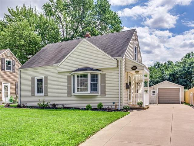 2233 Herbruck Avenue, Cuyahoga Falls, OH 44223 (MLS #4212778) :: RE/MAX Above Expectations