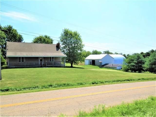 4059 Folsam Road NW, Carrollton, OH 44615 (MLS #4212784) :: Keller Williams Chervenic Realty