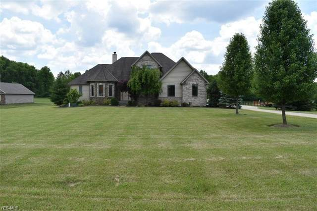 4670 Seymour Drive, Medina, OH 44256 (MLS #4212925) :: The Art of Real Estate
