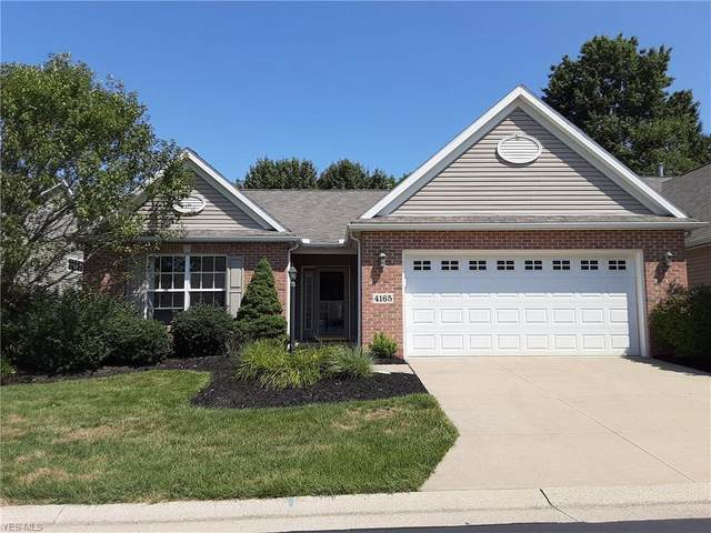 4165 Ledgewater Drive, Mogadore, OH 44260 (MLS #4213040) :: RE/MAX Above Expectations