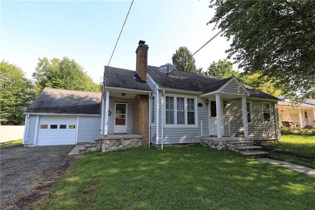 101 Park Street, Orwell, OH 44076 (MLS #4213053) :: Select Properties Realty
