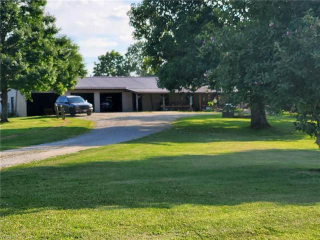 4757 S State Route 555, Chesterhill, OH 43728 (MLS #4213108) :: RE/MAX Edge Realty