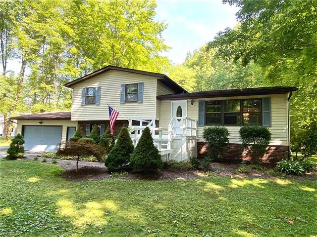 2820 Silver Fox Drive, Warren, OH 44481 (MLS #4213144) :: RE/MAX Valley Real Estate
