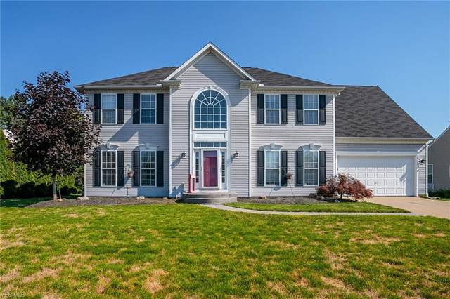 38432 Country Meadow Way, North Ridgeville, OH 44039 (MLS #4213183) :: The Art of Real Estate