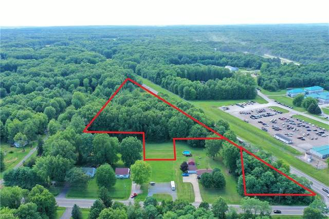 1468 State Route 534, Southington, OH 44470 (MLS #4213193) :: Krch Realty
