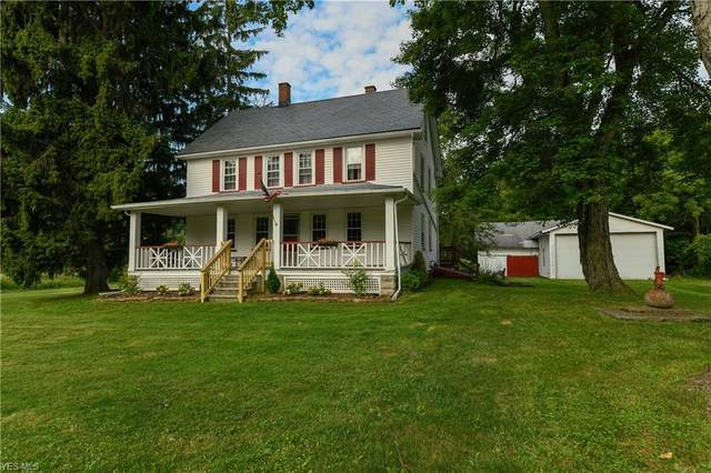 1038 Columbia Road, Valley City, OH 44280 (MLS #4213233) :: RE/MAX Trends Realty
