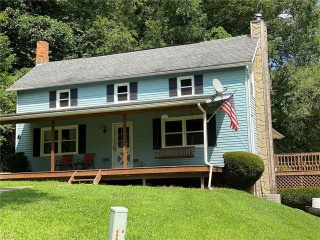 61822 High Hill Road, Cambridge, OH 43725 (MLS #4213364) :: The Art of Real Estate