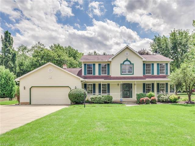 138 Cedar Woods Drive, Cuyahoga Falls, OH 44223 (MLS #4213374) :: RE/MAX Above Expectations