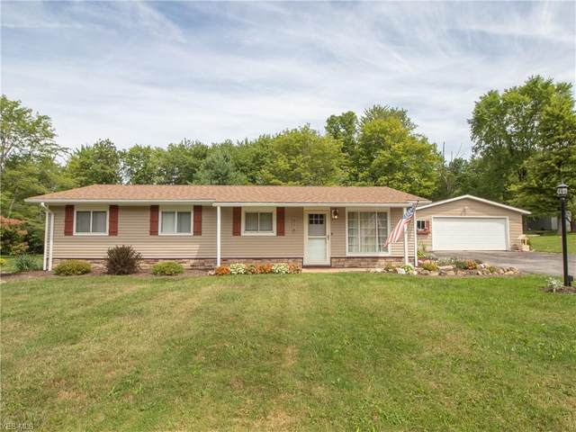 516 Robinhood Drive, Aurora, OH 44202 (MLS #4213411) :: RE/MAX Trends Realty