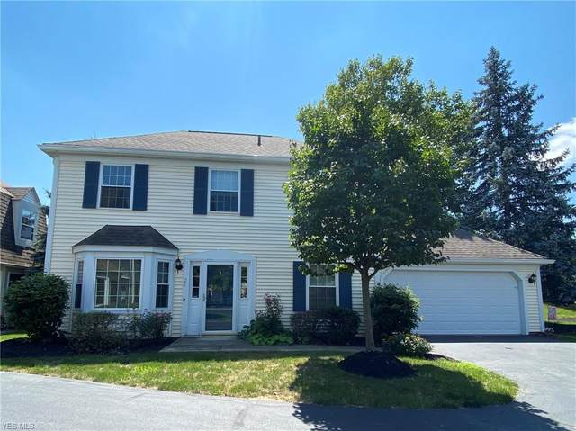21 Hudson Common Drive, Hudson, OH 44236 (MLS #4213503) :: RE/MAX Above Expectations