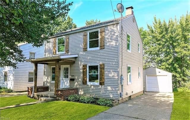 1564 Oakwood Avenue, Akron, OH 44301 (MLS #4213505) :: The Art of Real Estate