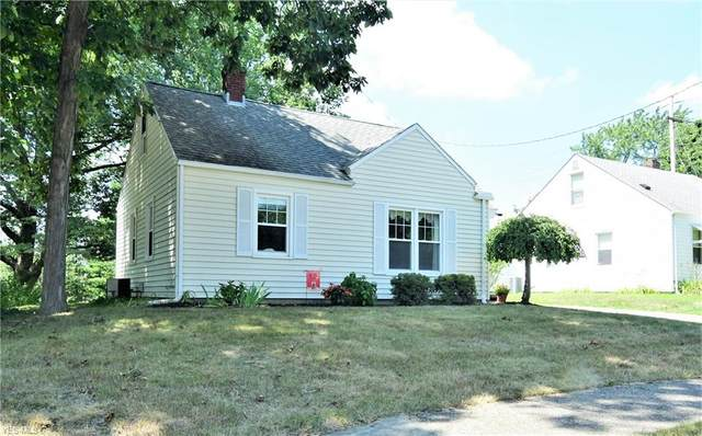 1752 Marigold Avenue, Akron, OH 44301 (MLS #4213571) :: The Art of Real Estate