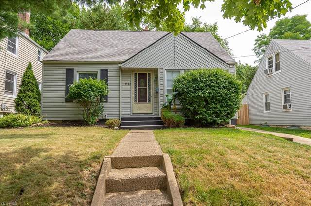 1593 Sunset Avenue, Akron, OH 44301 (MLS #4213931) :: The Art of Real Estate