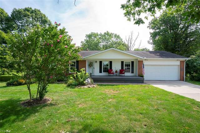 4605 Walena Drive, Medina, OH 44256 (MLS #4213959) :: Keller Williams Chervenic Realty